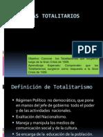 Sistemas Totalitarios