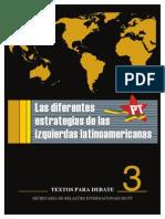 Valter Pomar - Diferentes Estrategias de Las Izquierdas Latinoamericana