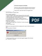 Mencegah Copy Atau Cut File Dari Komputer Ke Flashdisk