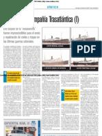 La Compañía Trasatlántica (I)