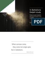 In Battalions Delphi Study