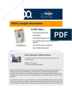 HRDQ Insights Newsletter - January 2014