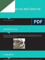 TOLERANCIAS MECÁNICAS