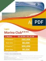 20091002 Marina Club Feriado