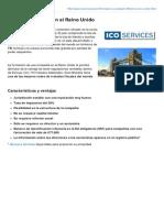 Sociedad Onshore en el Reino Unido (ICO Services)