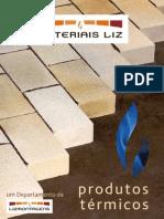 Produtos Térmicos - Materiais Liz
