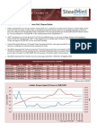 Commodity research sample reports by Steel Mint