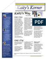 Kaity's Korner October 09