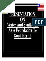 Water Sanitation Health AbrahamPowell CCIHJune2011
