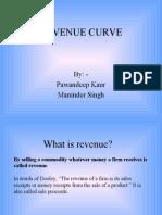 Revenue Curve