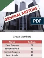 GM PPT