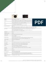 Technical Data Leica C_en