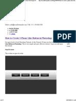 How to Create I-Phone Like design