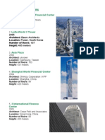 Famous Structures