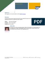 SPDD SPAU Adjustments Handbook