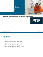 Cisco Unified Mobility