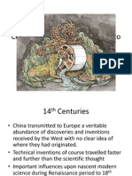 Contributions of Ancient China to Science and Technology