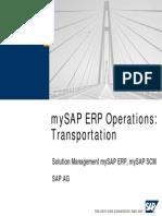 Transportation Overview
