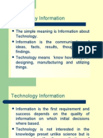 Technology Management - Patenting of Technology