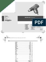 Suglanta Aer Cald Ghg 660 Lcd Professional Manual 105444