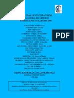 Listado Empresas Donadoras Trofeos 2009 Actualizado