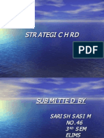Hrd Strategies..Shahid Elims