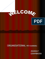 organisational hrp...by shahid elims