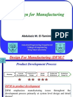 11) Design for Manufacturing-PDD