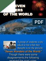 7 Wonders World