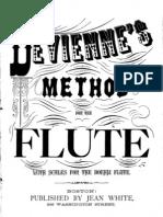 Devinne Methode Pour Flute