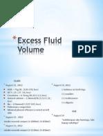 Excess Fluid Volume Ppt (Case Press)