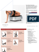 Power Plate Anti Cellulite