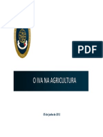 IVA Na Agricultura - Jose Roriz