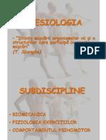 KINESIOLOGIA 1