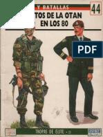 Ediciones del Prado - Ejercitos y Batallas 044 - Los ejércitos de la OTAN en los 80