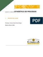 Control Proceso Estadistico De Proceso