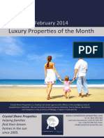 Properties of the Month - Crystal Shore Properties
