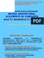 Curs 1 Lucescu arhitectura