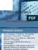Obat Anti Depressan