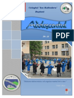 Revista Adolescentul  2014