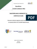 Master Plan Energetic Alba