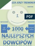 1100 najlepszych dowcipów PRÓBKA