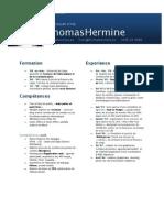 ThomasHermineCV-sept09