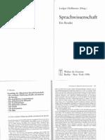Martinet - Grundzüge der Allgemeinen Sprachwissenschaft (Auszüge)