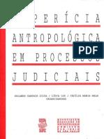 A Perícia antropologica LIVRO