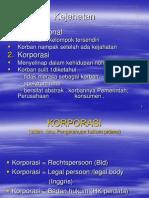 Slide Korporasi
