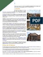 Roma en 48 horas - Itinerario para recorrer Roma en 2 días