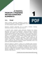 Mke, FEM, metoda konacnih elemenata općenito