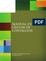 Manual Do Gestor de Contratos