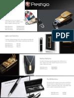 USB Flash Category Sheet